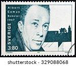 Sweden   Circa 1990  A Stamp...