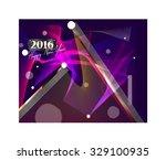modern abstract design for new... | Shutterstock .eps vector #329100935
