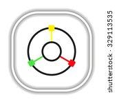 gps navigation. modern design...