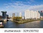 rotterdam  the netherlands  ... | Shutterstock . vector #329150702