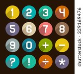 flat numbers set