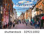 rochester  uk   may 16  2015 ... | Shutterstock . vector #329211002