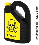 Toxic  Poison Can