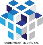 abstract business background | Shutterstock .eps vector #329242526
