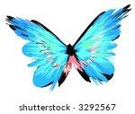 butterfly   Shutterstock . vector #3292567