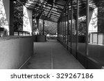 modern office building exterior ... | Shutterstock . vector #329267186