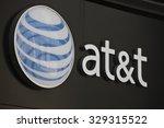 indianapolis   circa october... | Shutterstock . vector #329315522