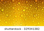 Background Of Water Droplets O...