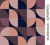 abstract minimal pattern... | Shutterstock .eps vector #329369072