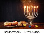 image of jewish holiday... | Shutterstock . vector #329400356