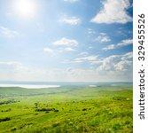 Photo Of Beautiful Landscape...