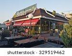 klaipeda lithuania oct 19... | Shutterstock . vector #329519462