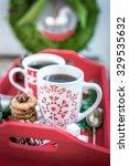 Christmas Coffee With Christma...