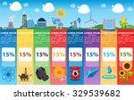 energetics infographics ... | Shutterstock .eps vector #329539682