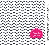 perfect seamless zig zag... | Shutterstock .eps vector #329565218