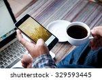 chiangmai  thailand  oct 20 ... | Shutterstock . vector #329593445