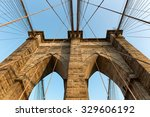 Structural Detail Of Brooklyn...