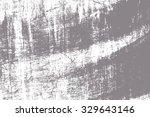 grunge scratchy texture... | Shutterstock .eps vector #329643146