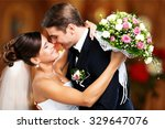 wedding. | Shutterstock . vector #329647076