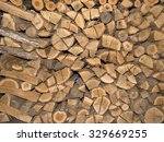 kiln dried wood material useful ... | Shutterstock . vector #329669255
