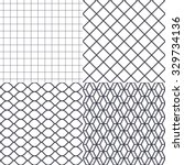 net  wire and cage background... | Shutterstock .eps vector #329734136