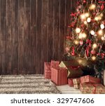 beautiful bride and swings   Shutterstock . vector #329747606