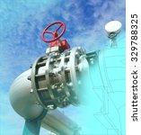 computer cad design of...   Shutterstock . vector #329788325