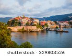 amasra  black sea resort  turkey | Shutterstock . vector #329803526