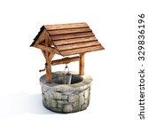 water well 3d illustration | Shutterstock . vector #329836196