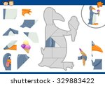 cartoon vector illustration of... | Shutterstock .eps vector #329883422