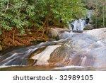 Widow's Creek Falls  Stone...