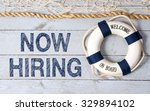 Small photo of Now hiring - welcome on board