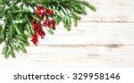 Christmas Decoration Border....