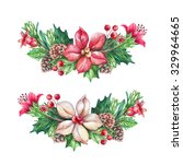 Christmas Garlands Design...