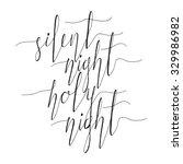 Silent Night  Holy Night....