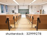lecture hall | Shutterstock . vector #32999278