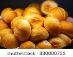 Piping Hot Fresh Baked Bread...