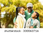 portrait of a young smiling...   Shutterstock . vector #330063716
