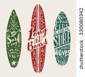 vector surf graphics.... | Shutterstock .eps vector #330080342