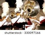 Trumpet   tuba player