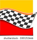 rally | Shutterstock . vector #330152666