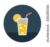 lemonade colored vector icon    Shutterstock .eps vector #330200336