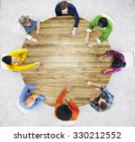 people meeting corporate... | Shutterstock . vector #330212552