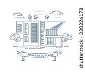 real estate market concept flat ...   Shutterstock .eps vector #330226178