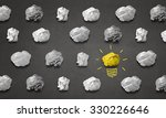 inspiration concept with... | Shutterstock . vector #330226646
