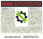 service vector icon and 1600... | Shutterstock .eps vector #330236252