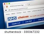 london  uk   october 21st 2015  ... | Shutterstock . vector #330367232