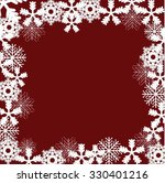 merry christmas and happy new... | Shutterstock .eps vector #330401216
