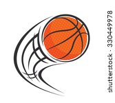 Flying Basket Ball