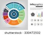 company roadmap and milestone... | Shutterstock .eps vector #330472532